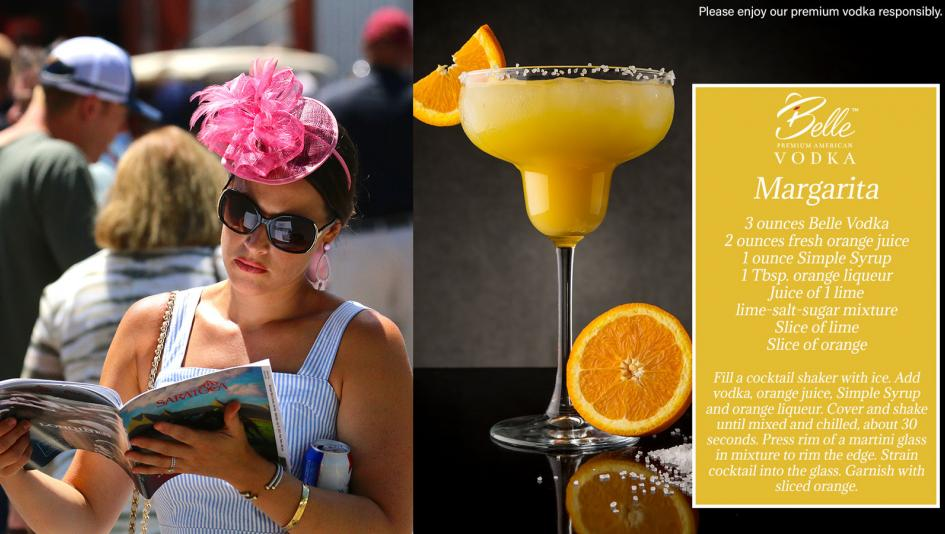 Belle Vodka's August Victory Drink of the Month: Belle