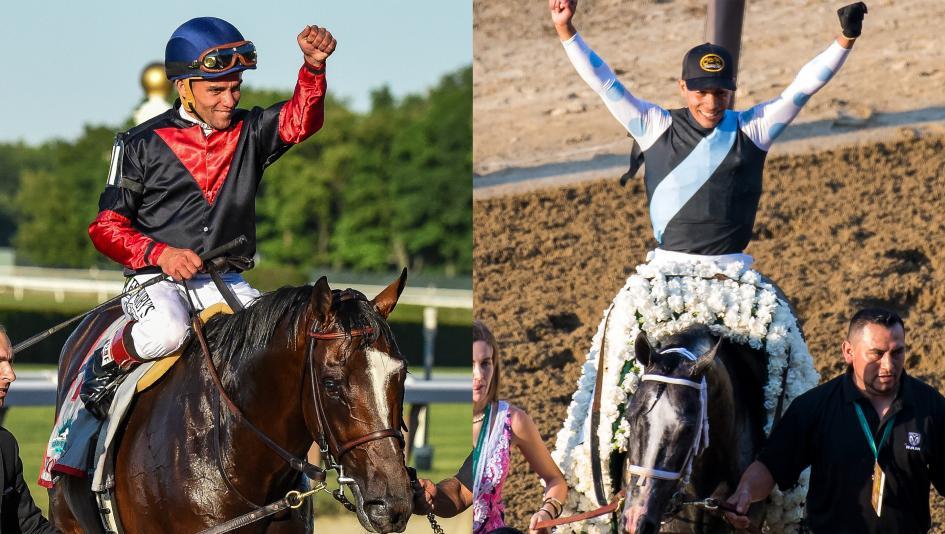 Meet the Jockeys of the 2019 Belmont Stakes | America's Best