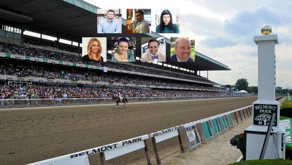 Big-Race Showdown: Belmont Sprint Championship Picks