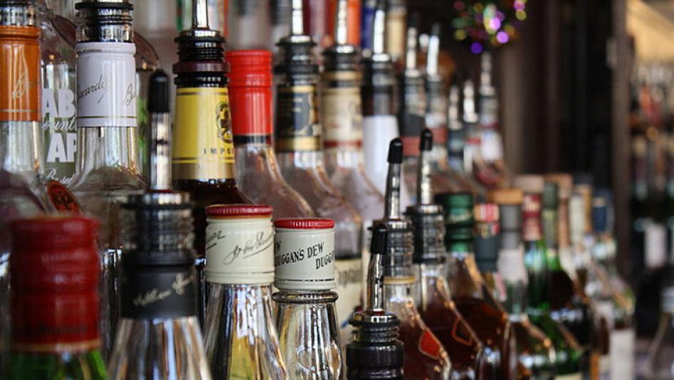 Ten Essential Bottles Of Booze For A Home Bar