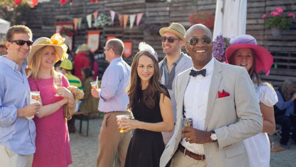 Best Kentucky Derby Parties In New York City America S Best Racing