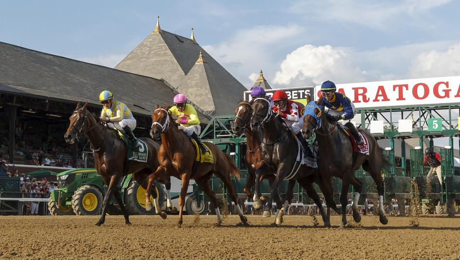 Five Key Takeaways from Saratoga's Opening Weekend