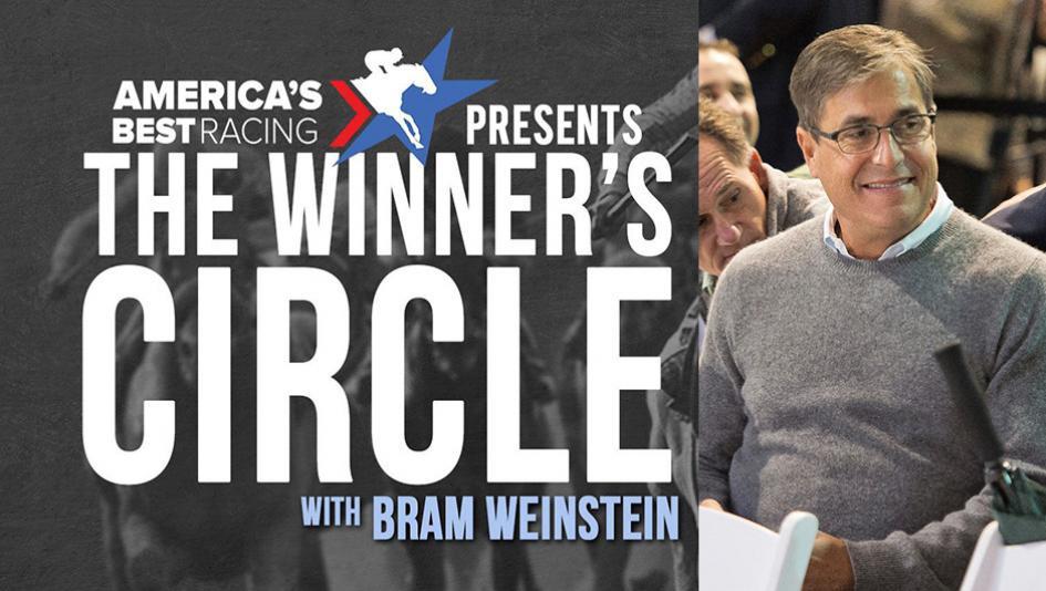 Trainer John Sadler Featured on 'The Winner's Circle'