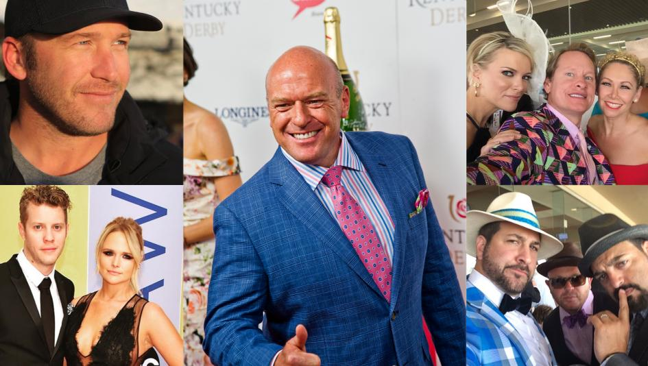 Celebrity Instagram Must-Follows for the 2017 Kentucky Derby