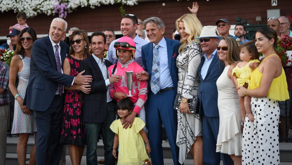 Dean Reeves Chats Tax Chances in Pegasus, Thrill of Racing, Mucho Macho Man