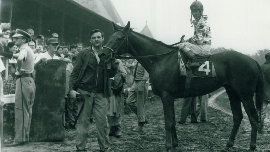 Damascus won the 1967 Travers and a host of other races to be named Horse of the Year and champion 3-year-old.