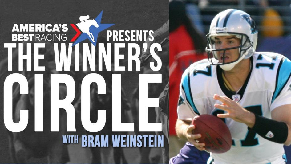 Former NFL Star Jake Delhomme Featured on 'The Winner's Circle'
