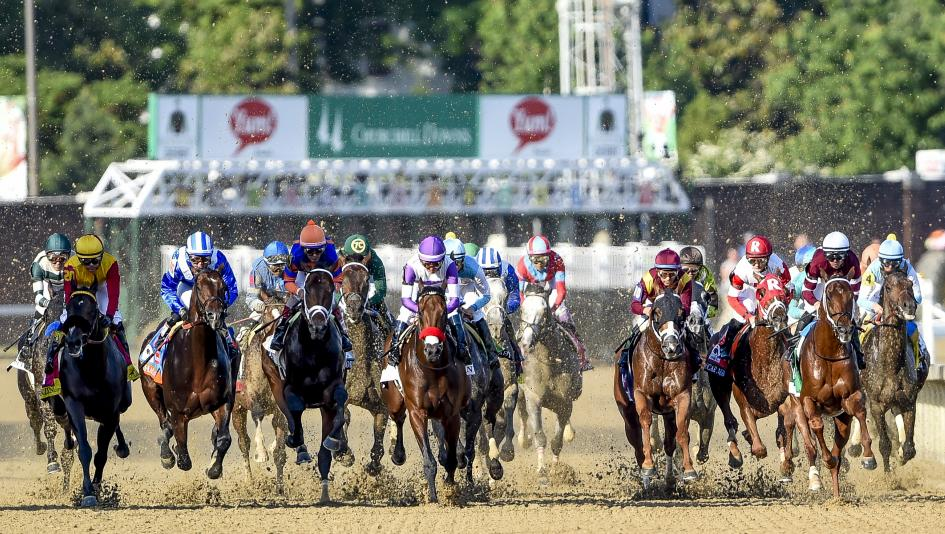 photograph relating to Kentucky Derby Post Positions Printable named 2018 Kentucky Derby Write-up Work through the Quantities