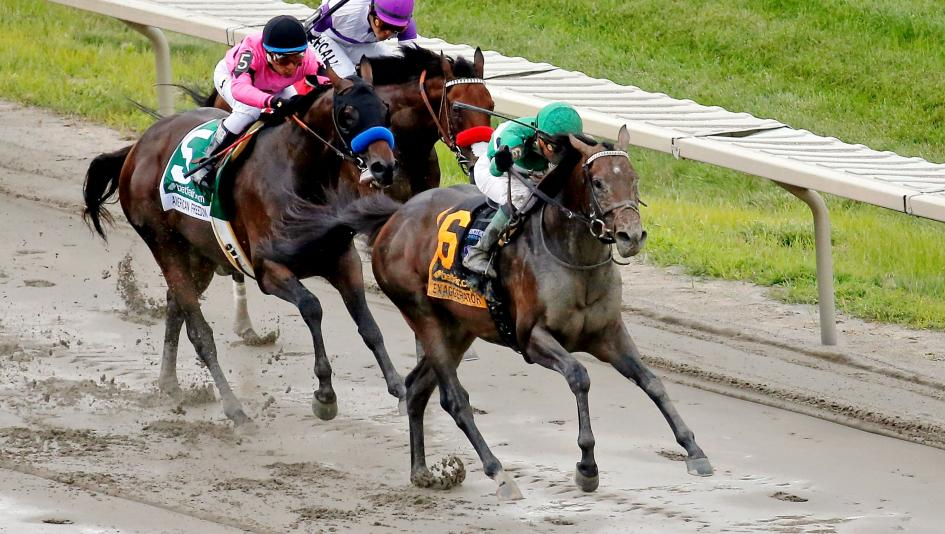 2016 Travers Stakes Cheat Sheet