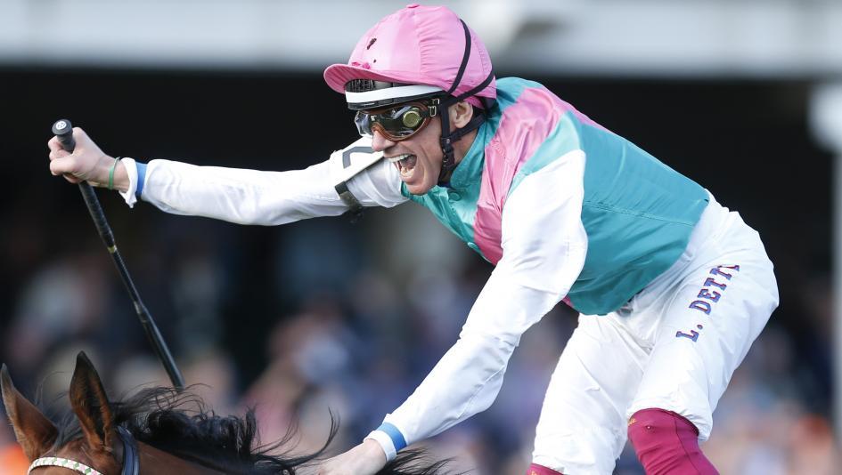 Frankie Dettori Named 2019 Longines World's Best Jockey