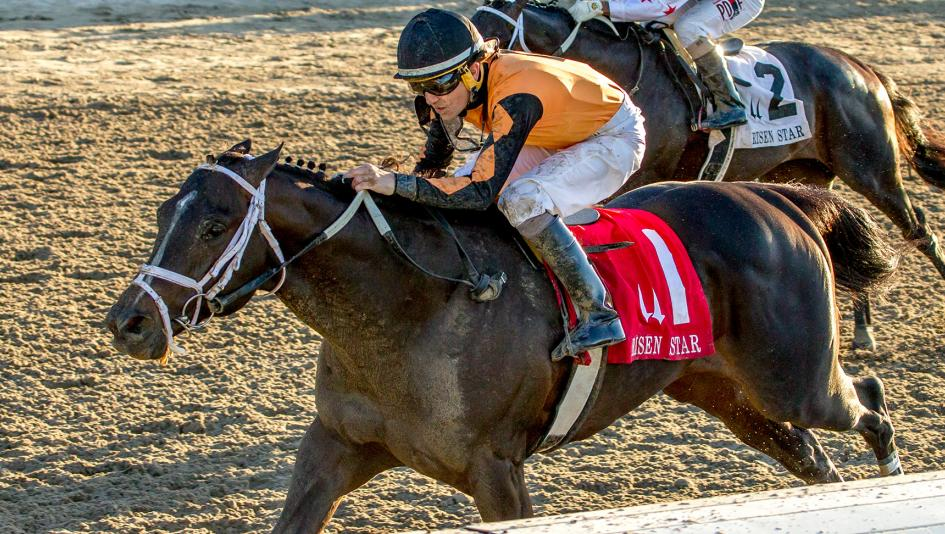 Future is Bright for Risen Star Victor Girvin | America's Best Racing
