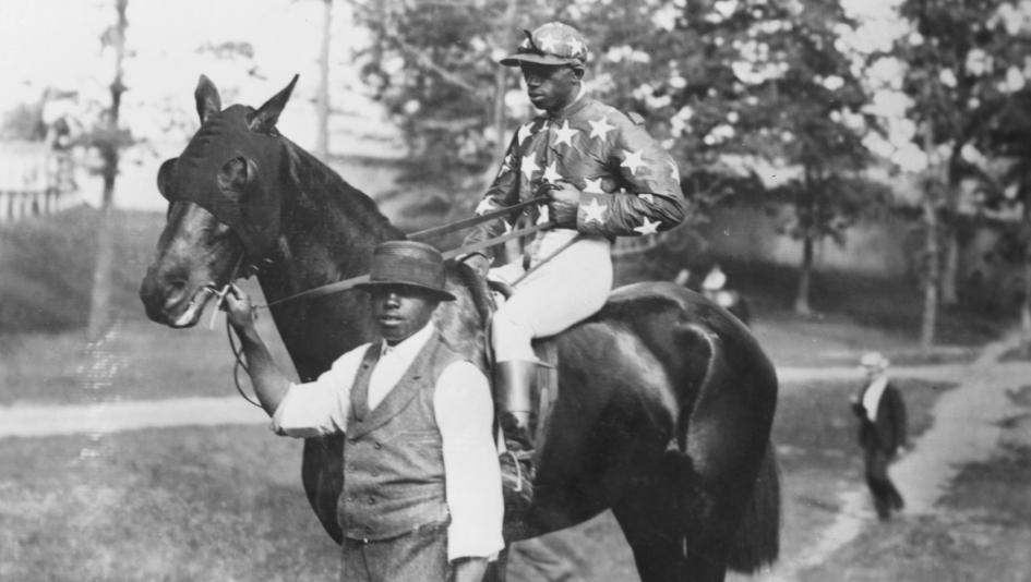 Jockey Anthony Hamilton, pictured aboard Pickpocket, dominated racing like few other riders.