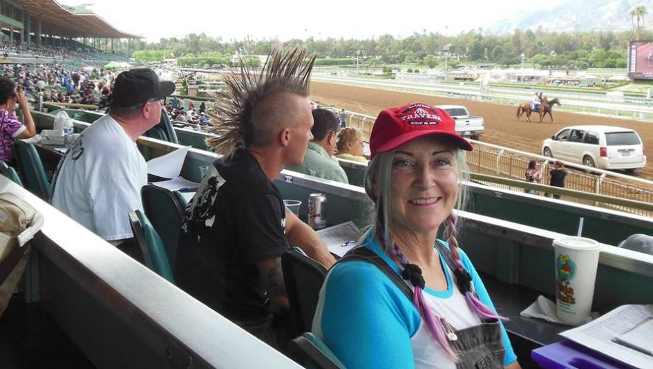 Q&A with Breeders' Cup Sweepstakes Winner Zizi Howell