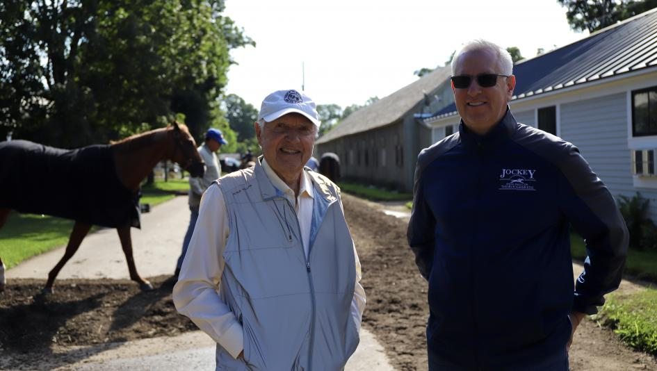 JJ Pletcher Diary: Todd Pletcher's Father Reflects on Raising, Encouraging a Hall of Famer