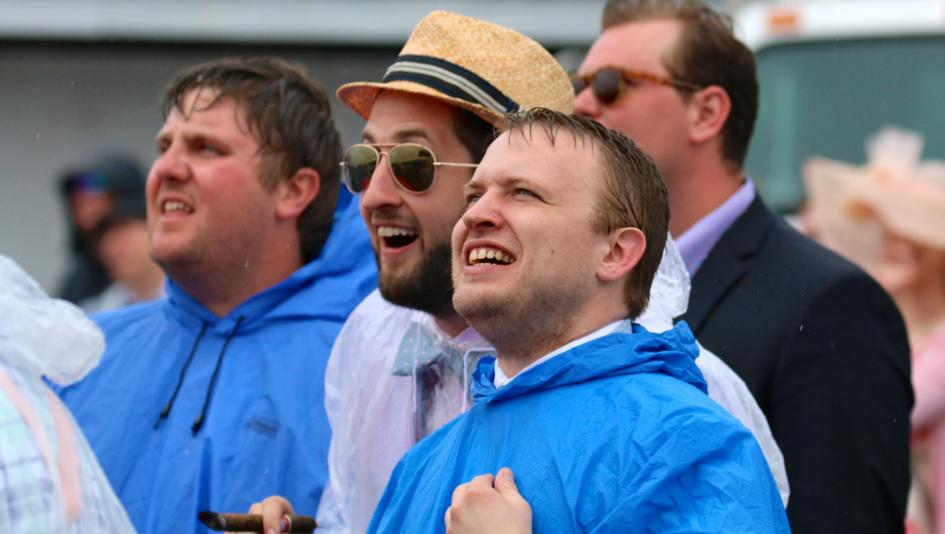 Tips for Finding Betting Value on Wet Day at Track
