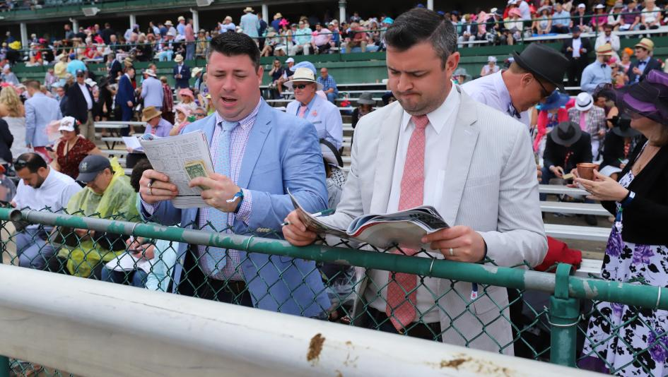 Kentucky Derby Futures Fast Rising Contenders From Top