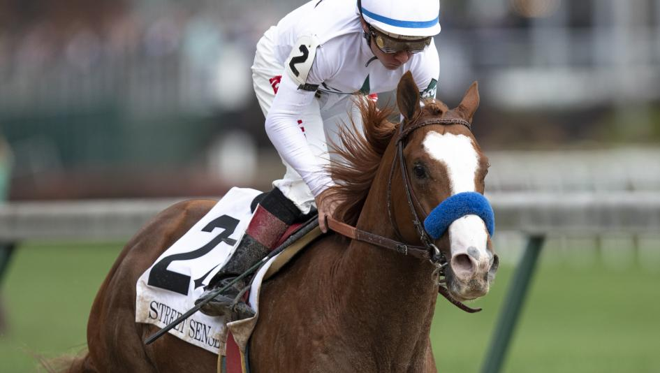 Undefeated Improbable is among trainer Bob Baffert's top Triple Crown hopefuls this year.