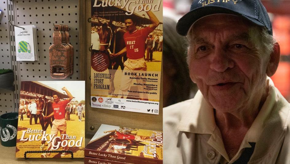 'Better Lucky than Good' a Captivating Inside Look at Churchill Downs, Louisville