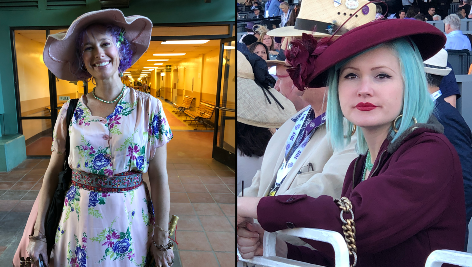 The Pageantry And Grandeur Of Breeders Cup Fashion