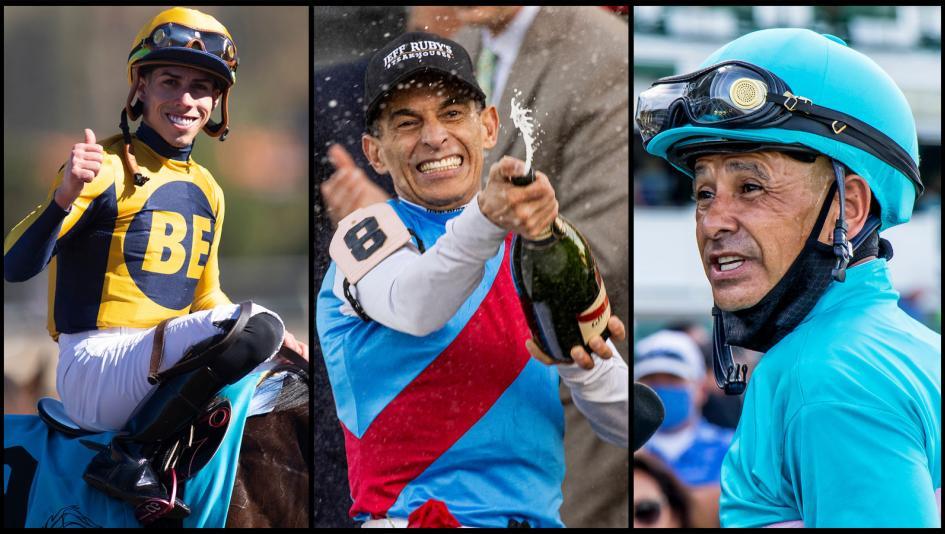 Meet the 2021 Preakness Stakes Jockeys