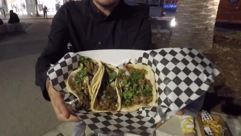 Tacos and Trifectas: Shopping for a Winner