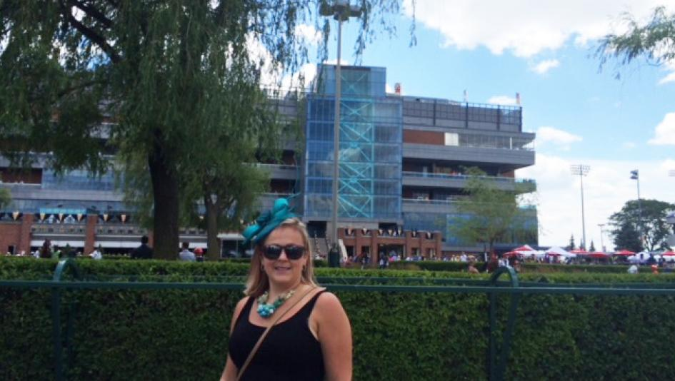 #FanFriday: Get to Know Julie Conway, a Canadian Racing Fan