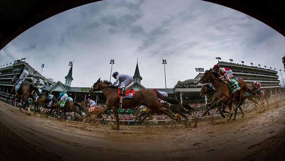 photograph relating to Printable Kentucky Derby Field referred to as Kentucky Derby Cheat Sheet (with prospects) Americas Most straightforward Racing