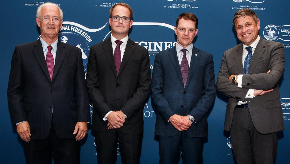 Magnier Family O Brien Win 2018 Longines And Ifha