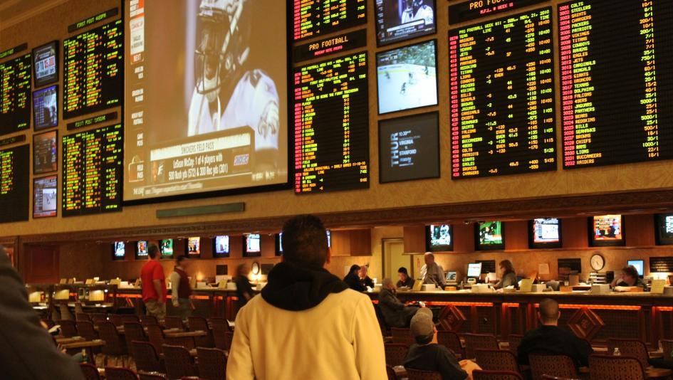 Vegas betting world betting company