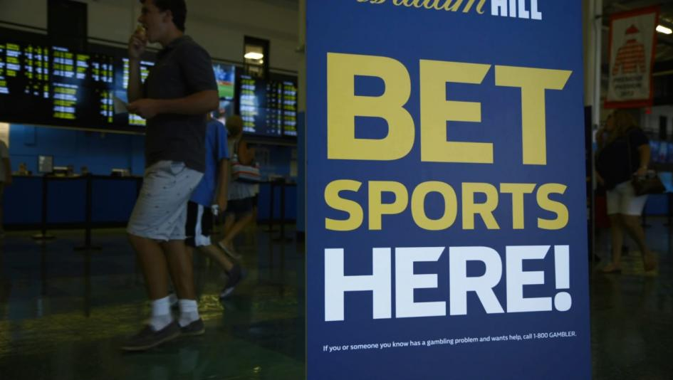 The Monmouth Park sports book was abuzz on opening weekend of the NFL regular season.