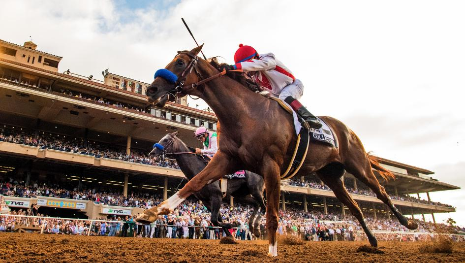 The Main Track: Pacific Classic Sets Up Breeders' Cup Showdown