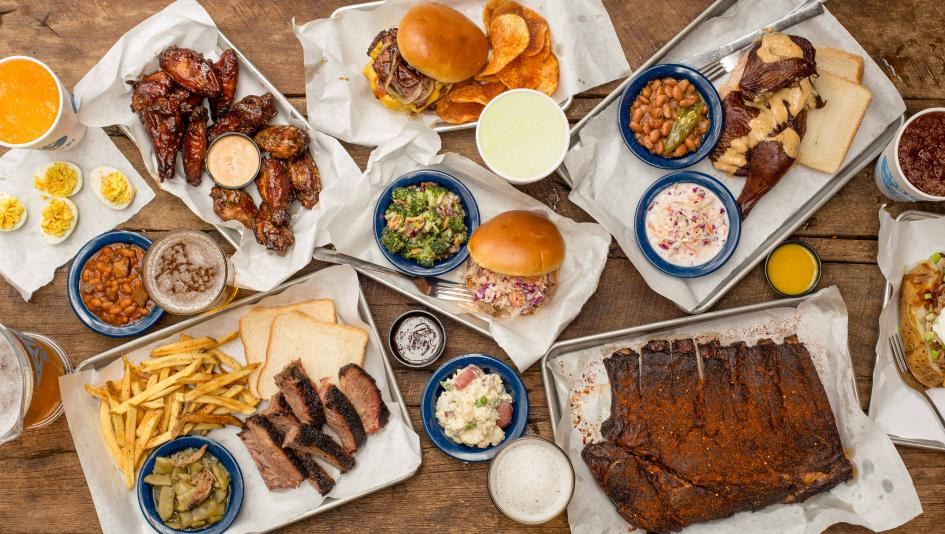 Louisville Barbecue Restaurants