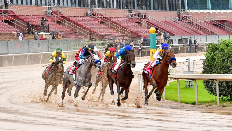 Where to Watch/Listen: Horse Racing Coverage for April 3-5
