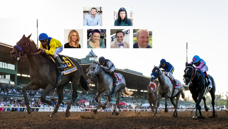 Big Race Showdown Breeders Cup Trail Heats Up At Belmont