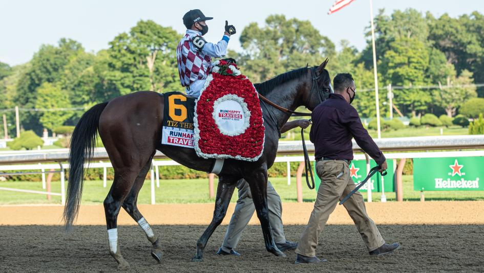 Belmont Stakes Winner Tiz the Law to Bypass Preakness