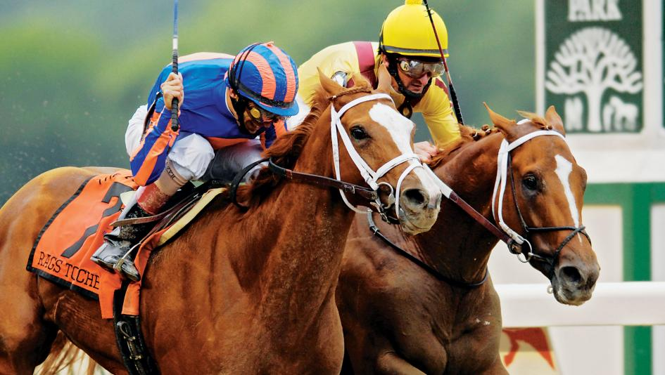 Stroll Down Belmont Stakes Memory Lane With Abr America