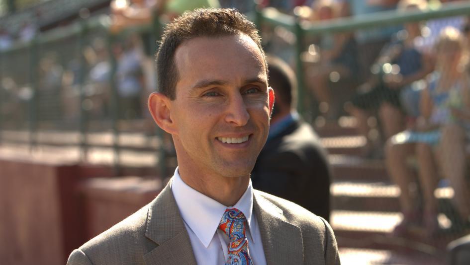 Ramon Dominguez: World-Class Jockey and World-Class Person