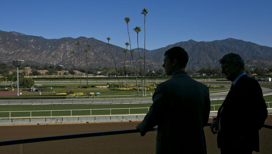 Three Key Contenders for the Charles Whittingham Stakes