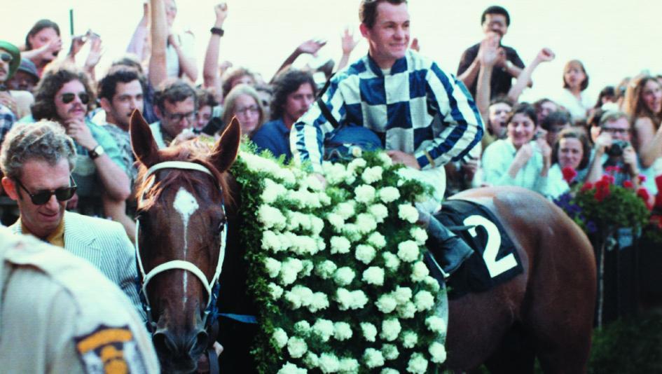 Secretariat S Missing Derby Saddlecloth Featured On Tv