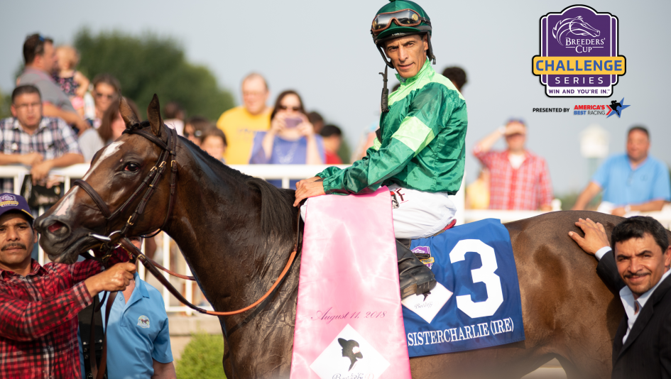 Why Sistercharlie Might Be the Strongest Early Breeders' Cup Favorite