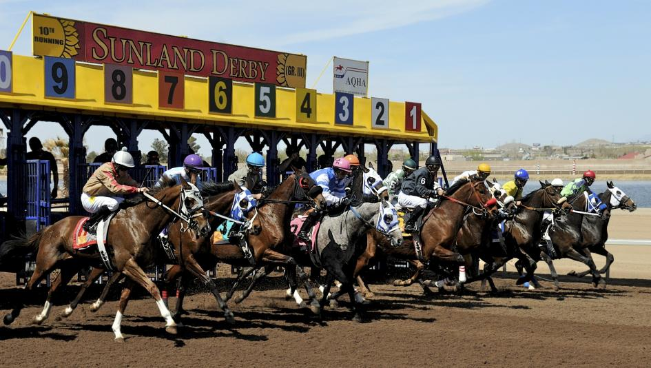 2019 Sunland Derby at a Glance
