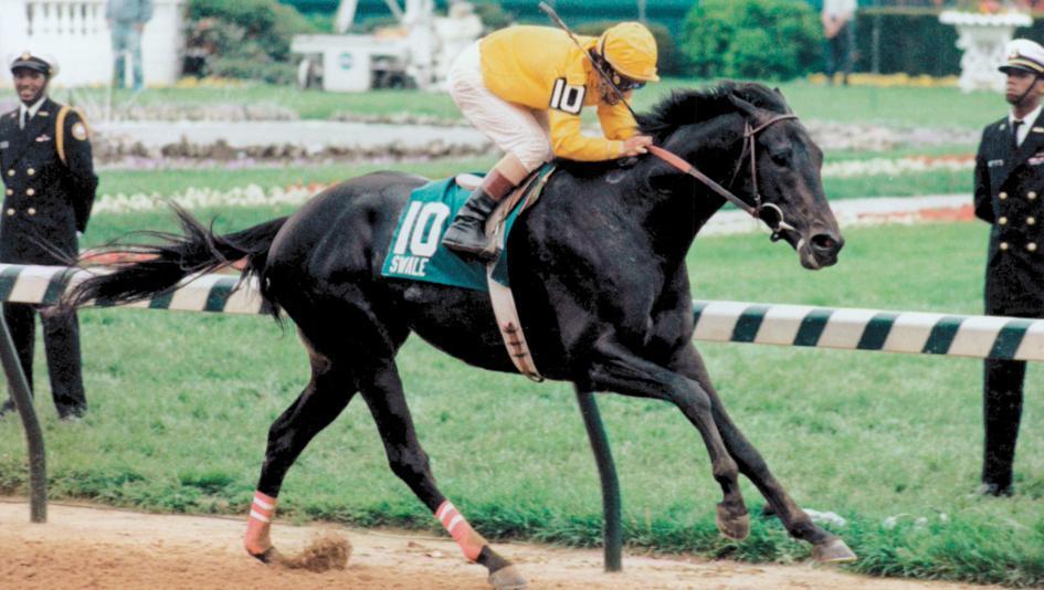 Swale: Claiborne's Derby Winner