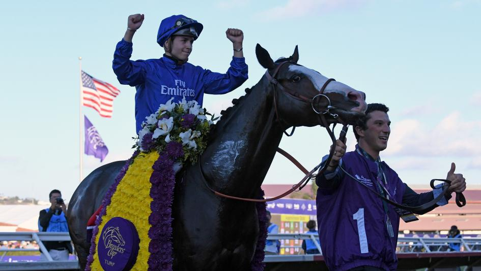 Did More Rest Equal Breeders' Cup Success in 2017?