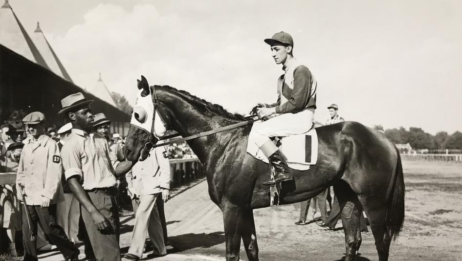 The Story of a Racehorse Named Thanksgiving