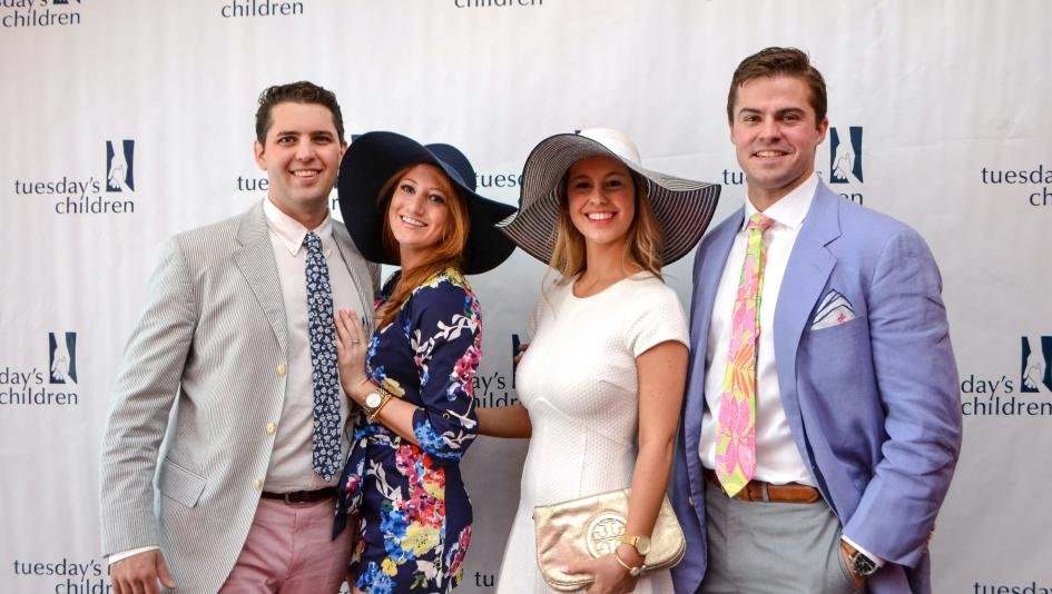 A Kentucky Derby Party For Charity Q A With Tuesday S Children