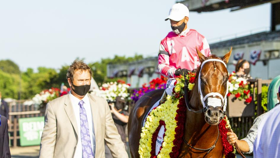 Five Key Takeaways from Runhappy Met Mile Day at Belmont