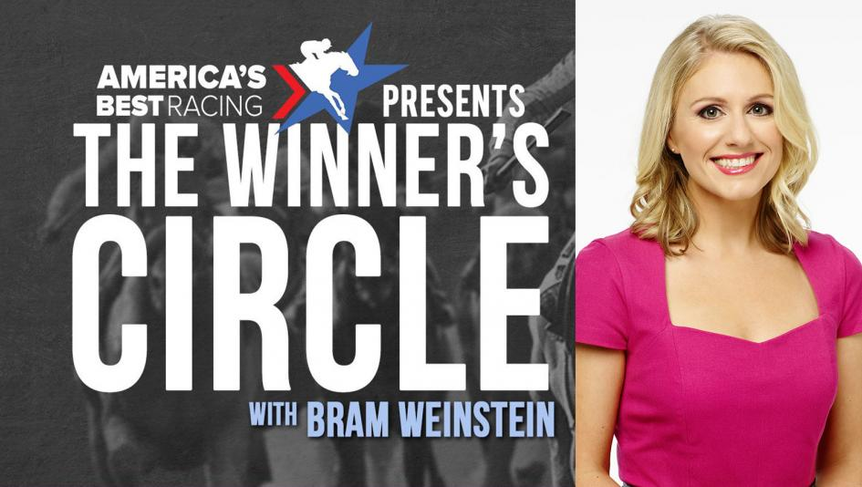 NBC Sports' Rebecca Lowe, Winx's Owner Peter Tighe Featured on 'The Winner's Circle'