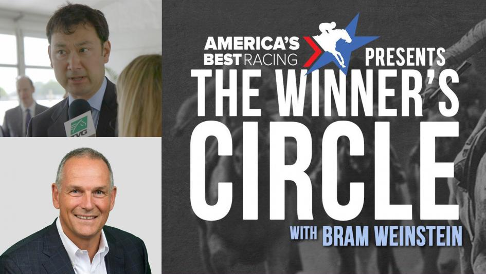 Marshall Gramm, Jim Lawson Featured on 'The Winner's Circle'