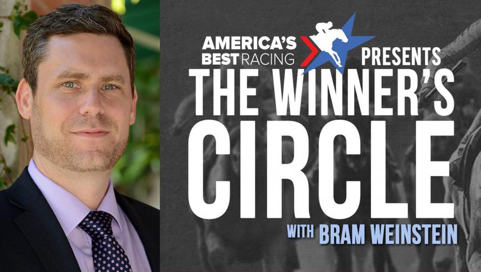 NYRA's David O'Rourke Featured on 'The Winner's Circle'