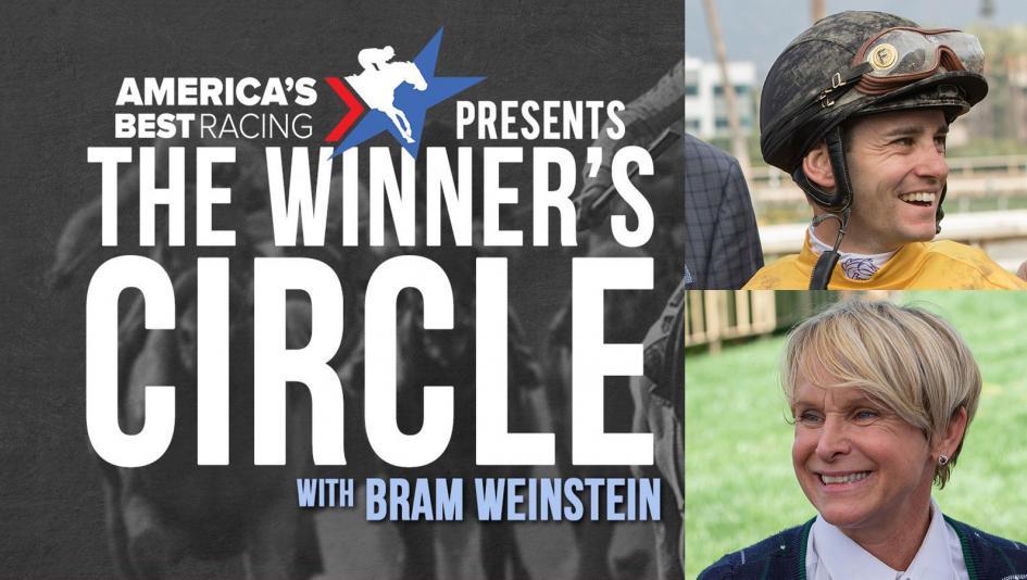 Flavien Prat, Julie Krone Among Guests on 'The Winner's Circle'